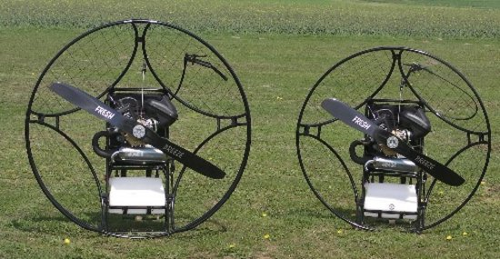 Fresh Breeze Engines - Paramotors and Paragliders for sale in Canada