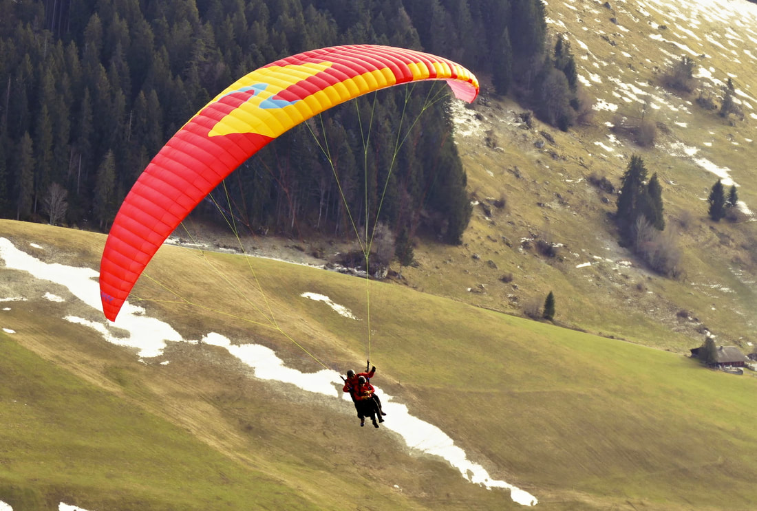 SKY Paragliding Wings - Paramotors and Paragliders for sale in